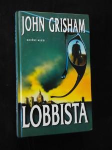 náhled knihy - Lobbista (lam, 336 s.)