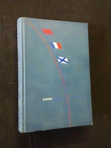 náhled knihy - Tragedie obrněnce (Ocpl, 288 s., mapky,  typo A. V. Hrska)