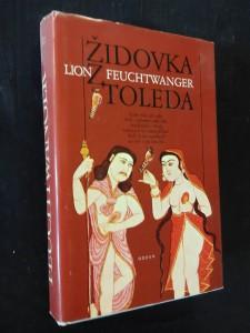 Židovka z Toleda (Ocpl, 536 s.)