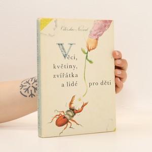 náhled knihy - Věci, květiny, zvířátka a lidé pro děti