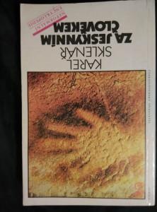 náhled knihy - Za jeskynním člověkem  (Obr, 384 s., il. E. Sklenářová)