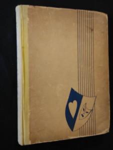 náhled knihy - Srdce na jevišti (Obr, 184 s., bez přebalu)