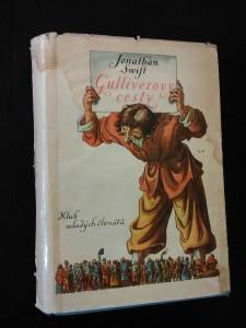 Gulliverovy cesty (Ocpl, 341 s., il. C. Bouda)