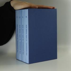náhled knihy - Ve stínu modré růže I.-IV. díl (4 svazky)