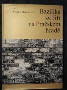 náhled knihy - Bazilika sv. Jiří na Pražském hradě (Ocpl, 98 s.)