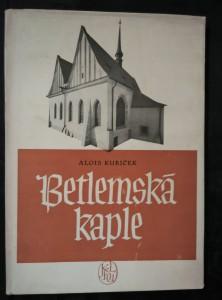 náhled knihy - Betlemská kaple (Ocpl, 90 s.)