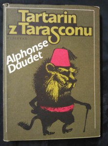 náhled knihy - Tartarin z Tarasconu (A6, Ocpl, 144 s., il. H. Wernischová)