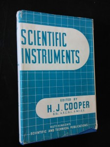náhled knihy - Scientific Instruments (Ocpl, 294 s.)