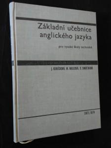 náhled knihy - Základní učebnice anglického jazyka pro VŠ technické (A4, 270 s.)