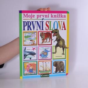 náhled knihy - Moje první knížka: První slova