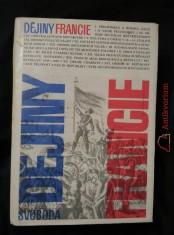 náhled knihy - Dějiny Francie (Ocpl, 734 s.)