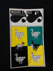 Modche a Rezi (Obr., 212 s.)