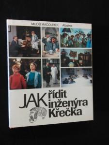 náhled knihy - Jak řídit inženýra Křečka (Ocpl., 224 s.)