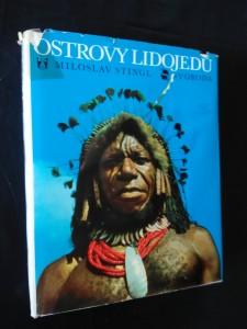náhled knihy - Ostrovy lidojedů - Melanésie, Fidži (A4, 236 s., foto, mapky)