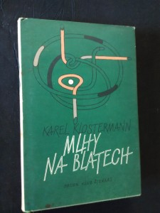 náhled knihy - Mlhy na Blatech (Ocpl, 360 s.)