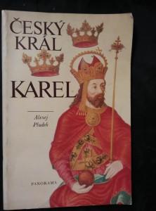náhled knihy - Český král Karel