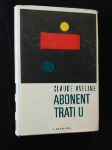 náhled knihy - Abonent trati U (Ocpl, 304 s.)