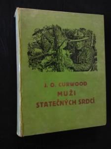 náhled knihy - Muži statečných srdcí (Ocpl, 255 s., il. Z. Burian, bez přeb.)