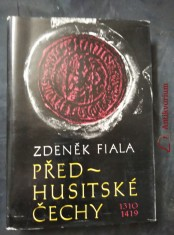 náhled knihy - Předhusitské Čechy (Ocpl, 422 s.)