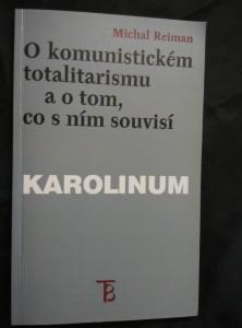 náhled knihy - O komunistickém totalitarismu a o tom, co s ním souvisí (Obr, 122 s.)