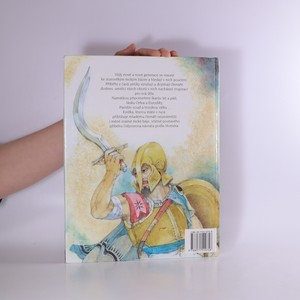 antikvární kniha Řecké báje, 1998