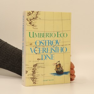 náhled knihy - Ostrov včerejšího dne