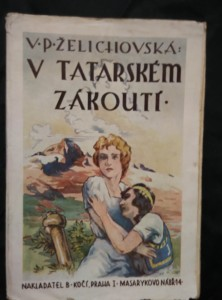 náhled knihy - V tatarském zákoutí (Obr, 152 s.)