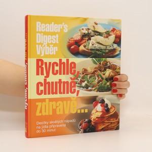 náhled knihy - Rychle, chutně, zdravě
