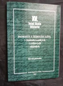 náhled knihy - Padesátá a šedesátá léta v československých i světových dějinách (Obr, 179 s.)