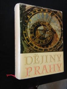 náhled knihy - Dějiny Prahy (A4, Ocpl, 832 s., s přebalem, v kartonu)