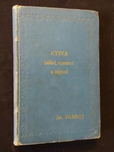 náhled knihy - Kytka ballad, romancí a legend (Ocpl, 112 s.)