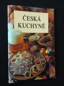Česká kuchyně (Obr, 64 s.)