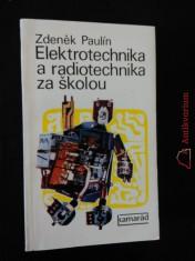 náhled knihy - Elektrotechnika a radiotechnika za školou (Obr, 344 s.)