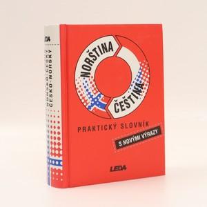 náhled knihy - Norsko-český a česko-norský praktický slovník