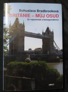 náhled knihy - Británie - můj osud (Obr, 352 s.)