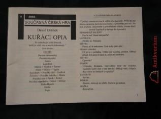 náhled knihy - Kuřáci opia (Obr, 32 s.)