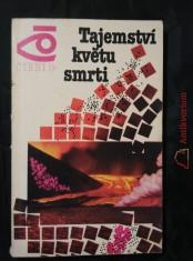 náhled knihy - Tajemství květu smrti (seismická akt. Země)