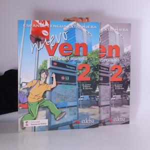 náhled knihy - Nuevo Ven 2. Libro del alumno + Libro de ejercicios (2 svazky)