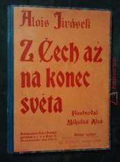 náhled knihy - Z Čech až na konec světa (Ppl, 112 s., il. M. Aleš)