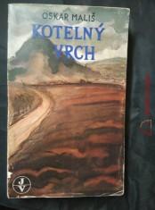 náhled knihy - Kotelný vrch (Obr, 420 s., ob. J. Vodrážka