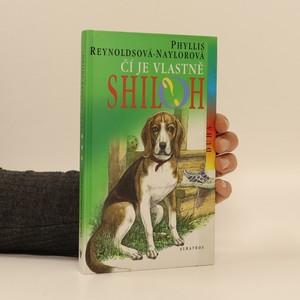 náhled knihy - Čí je vlastně Shiloh?