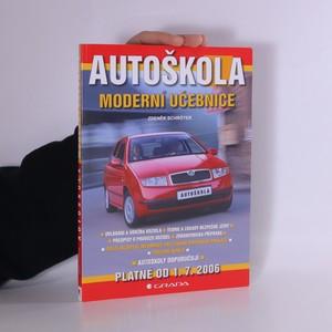 náhled knihy - Autoškola : moderní učebnice