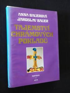 Tajemství chrámových pokladů (Ocpl, 238 s.)