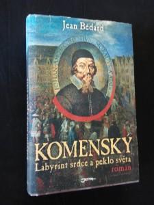 náhled knihy - Komenský Labyrint srdce a peklo světa (pv, 298 s.)