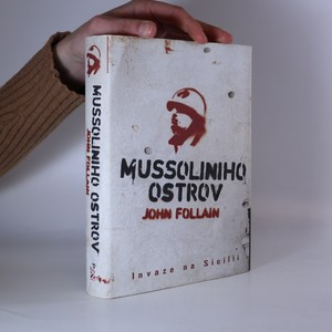 náhled knihy - Mussoliniho ostrov : invaze na Sicílii