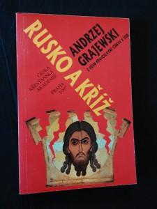 náhled knihy - Rusko a kříž (Obr, 150 s.)