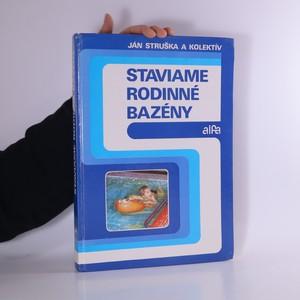 náhled knihy - Staviame rodinné bazény