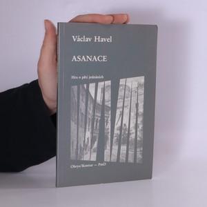náhled knihy - Asanace: Hra o pěti jednáních