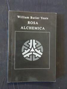 Rosa alchemica (Obr, 64 s.)