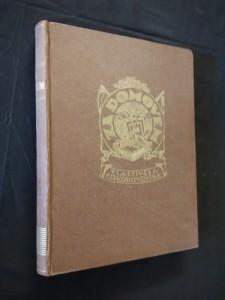 Za domovem, Československá vlastivěda, kniha třetí - Morava a Slezsko (A4, Ocpl, 406 s., il. A. Moravec)